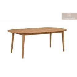Filippa Matbord Oval Ek 170 cm