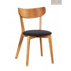 Ami stol / mörkgrå tyg