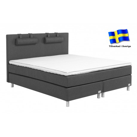 Prima Classic Kontinental Säng 180 cm - Tumba Möbler BX-22