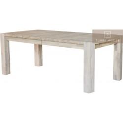 Balder matbord vitoljad ek