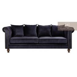 Coventry soffa svart