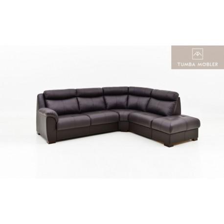Manchester soffa skinn