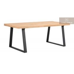 Brooklyn matbord ek u-ben 170 cm
