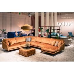 Coral soffa - Bellus