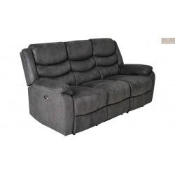 Winfield El recliner soffa grå