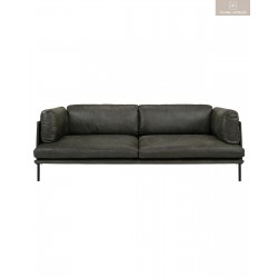 Brioche soffa ebony - Artwood
