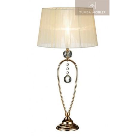 Christinehof bordslampa guld - Markslöjd