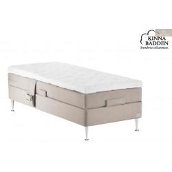 Kinnabädden Lyx Ställbar Säng 90cm