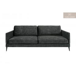 Andorra soffa mörkgrå - Artwood