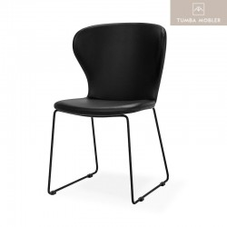 Wing stol svart / svart