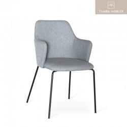 Urban stol ljusgrå - Torkelson