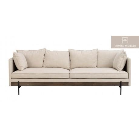 Shelton soffa beige - Rowico