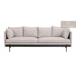 Shelton soffa grå- Rowico