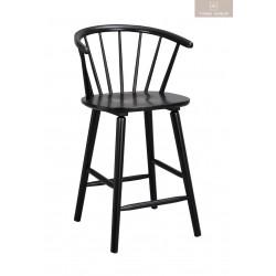 Carmen barstol svart
