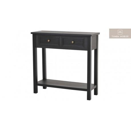 Bristol konsolbord svart