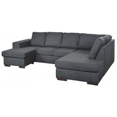 Olivia U-soffa