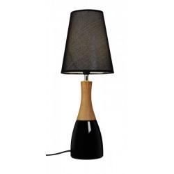 Cono bordslampa svart