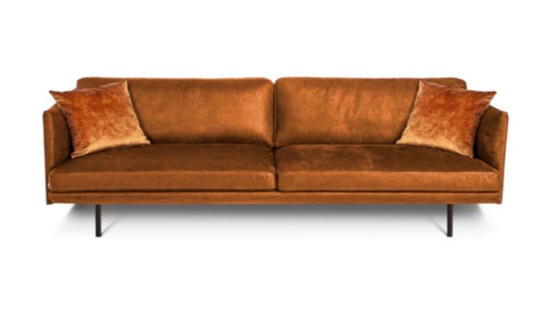 Slim soffa